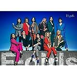 【Amazon.co.jp限定】E-girls (CD2枚組+Blu-ray2枚組)(ビジュアルシート付き)