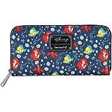 Loungefly Disney Little Mermaid Classic Pebble Wallet