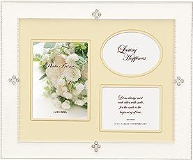 LADONNA フォトフレーム ホワイト ラグジュアリーコレクション MJN02-06-WH