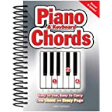 Piano and Keyboard Chords: Easy-to-Use, Easy-to-Carry, One Chord on Every Page