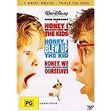 Honey, I Shrunk The Kids Trilogy (DVD)