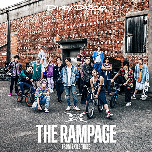 【THE RAMPAGE】2018年ライブ「GO ON THE RAMPAGE」最新情報!セトリありの画像