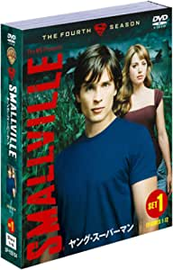 SMALLVILLE/ヤング・スーパーマン 4thシーズン 前半セット (1~10話・6枚組) [DVD]
