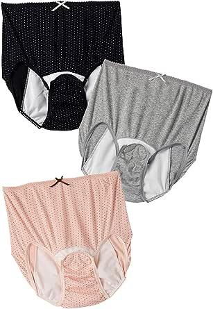 ANGELIEBE エンジェリーベ マタニティ インナー 3枚組 産褥 ショーツ 下着 肌着 産後 出産準備 パンツ