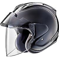 アライ(Arai) バイクヘルメット ジェット VZ-RAM PLUS グラスブラック 54cm