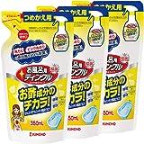 【まとめ買い】 お風呂用ティンクル 浴室・浴槽洗剤 すすぎ節水タイプ つめかえ用 350ml×3個