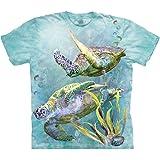 The Mountain Sea Turtle Swim T-Shirt