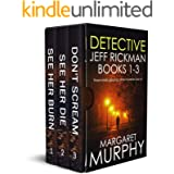 DETECTIVE JEFF RICKMAN BOOKS 1–3 three totally gripping crime mysteries box set