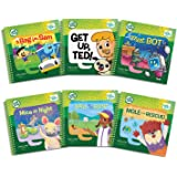 LeapFrog LF80-469900 LeapStart 3D Learn to Read Set 1 Books