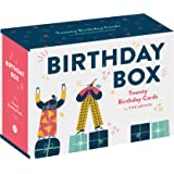 Birthday Box Birthday Cards: Birthday Cards for Everyone You Know