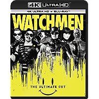 ウォッチメン アルティメット・カット版 4K Ultra HD+ブルーレイ[4K ULTRA HD + Blu-ray]