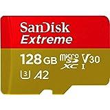 microSDXC 128GB SanDisk サンディスク Extreme UHS-1 U3 V30 4K Ultra…