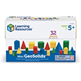 Learning Resources Mini Geo-Solids