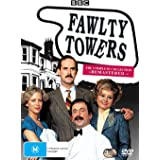Fawlty Towers: The Complete Collection [3 Disc] (DVD)
