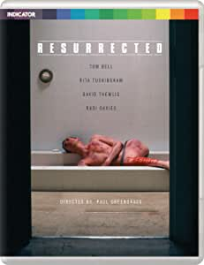 RESURRECTED Limited edition [1989] [Blu-ray]