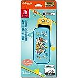 【任天堂ライセンス商品】Nintendo Switch Lite 専用スマートポーチEVA ミッキー&フレンズ(ミント)