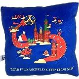 2018FIFAワールドカップ(W杯)ロシア大会 オフィシャル イラストクッション 156