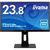 マウスコンピューター iiyama モニター ディスプレイ XB2481HSU-B4 (23.8インチ/フルHD/AMV…