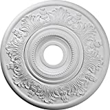 Ekena Millwork CM20VI 20-Inch OD x 3 5/8-Inch ID x 1 1/2-Inch P Vienna Ceiling Medallion