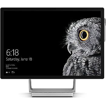 マイクロソフト Surface Studio [サーフェス スタジオ デスクトップパソコン] Office H&B搭載 28型 4K PixelSensディスプレイ Core i7/1TB/16GB