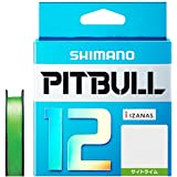 シマノ(SHIMANO) PEライン ピットブル 12本編み 200m PL-M52R