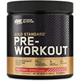 OPTIMUM NUTRITION GOLD STANDARD Pre-Workout with Creatine, Beta-Alanine, and Caffeine for Energy, Keto Friendly, Fruit Punch,