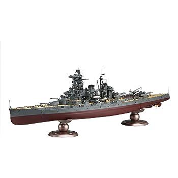 フジミ模型 1/350 艦船モデルシリーズ No.13 日本海軍戦艦 榛名 昭和19年/捷一号作戦 プラモデル 350艦船13