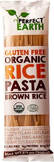 Perfect Earth Organic Brown Rice Pasta, 225g