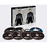 007/ダニエル・クレイグ 4K ULTRA HD BOX (8枚組) [4K ULTRA HD + Blu-ray]