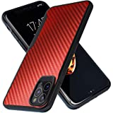 iPhone 11 Pro Max Case | 10ft. Drop Tested | Carbon Case | Ultra Slim | Lightweight | Scratch Resistant | Wireless Charging |