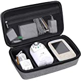 Aproca Hard Carry Travel Case Compatible with Infant Optics DXR-8 Video Baby Monitor