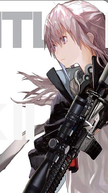 2021春アニメ - ST AR-15