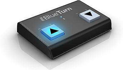 IK Multimedia iRig BlueTurn モバイルBluetoothフット・ペダル【国内正規品】