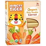 Hungry Tiger - Organic Baby Noodles Carrot 240g