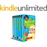Reggie and Friends Box Set 1: 5 Great Reggie and Friends Adventures