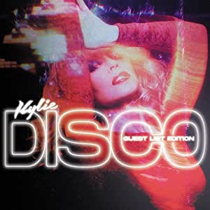 DISCO:GUEST LIST EDITION (DELUXE)