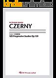 ツェルニー100番練習曲, CZERNY Op.139 3線譜,クロマチックノーテーション
