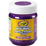 Crayola 59ml Glitter - Violet Flicker,Paint