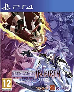 UNDER NIGHT IN-BIRTH Exe:Late[cl-r] - PS4