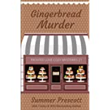 Gingerbread Murder (Frosted Love Cozy Mysteries)