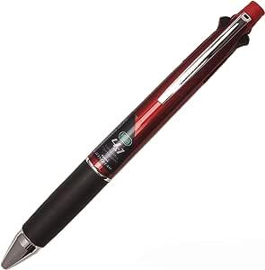三菱鉛筆 多機能ペン ジェットストリーム 4&1 0.5 ボルドー MSXE510005.65