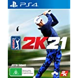PGA Tour 2K21 - PlayStation 4