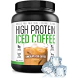 Protein Coffee Iced Coffee, High Protein Coffee, Protein Coffee, Keto Friendly, 18g of Protein, 2g Carbs, All Natural (18 Ser