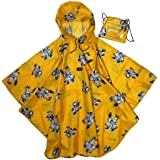 Joules Women's Right as Rain USA Poncho