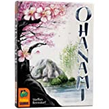 Pandasaurus Games Ohanami - Competitive Strategy Card Game - Family-Friendly Board Games - Adult Games for Game Night - Card