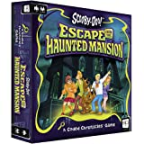 Scooby-Doo: Escape from The Haunted Mansion - A Coded Chronicles Game | Escape Room Game for Kids & Adults | Featuring Your S