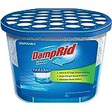 Damp Rid Disposable Moisture Absorber Fragrance Free, 300 g, Fragrance Free 300 Grams