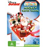Mickey Mouse Clubhouse: Mickey Saves Santa (Re-branded) (DVD)