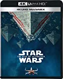 【店舗限定特典あり】スター・ウォーズ/スカイウォーカーの夜明け 4K UHD MovieNEX [4K ULTRA HD+3D+ブルーレイ+デジタルコピー+MovieNEXワールド] [Blu-ray] (スター・ウォーズオリジナル「手ぬぐい」&「アクリルDVDスタンド」付きWセット)