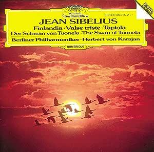 Sibelius: Finlandia Valse Triste Tapiola
